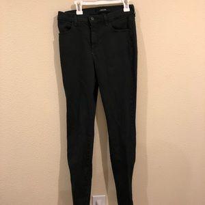 J Brand Maria high-waisted jeans
